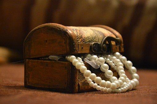 Perlenkoffer